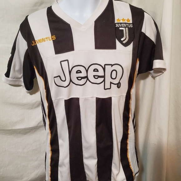 size 40 6397e d54ea Juventus Home Jersey Dybala #21 mens medium